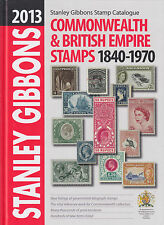 Stanley Gibbons 2013 Commonwealth & British Empire 1840-1970, NEW