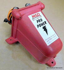 MSD 8201 Pro Power Coil, 55,000 Volts, For MSD 7AL, 8 and 10 Only,