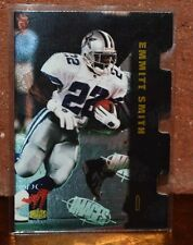 EMMITT SMITH DALLAS COWBOYS FOOTBALL CARD 1995 IMAGES DI-CUT CLASSIC 207 / 965