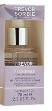 Trevor Sorbie Rejuvenate Super Light Oil 70ml Extra Fine Hair Argan Conditioner