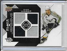 08-09 Black Diamond Shea Weber 2Clr Quad Jersey