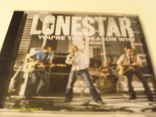 Lonestar You're The Reason Why CD Single 2010