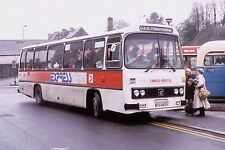 SOUTH WALES BTH483V 6x4 Quality Bus Photo