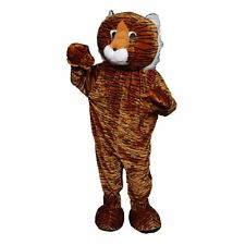 Tiger Mascot Costume Set - Adult (one size fits most)