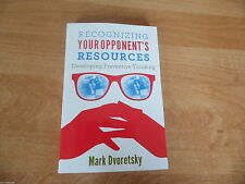 Mark Dvoretsky: Recognizing your Opponents Resources Russell 2015