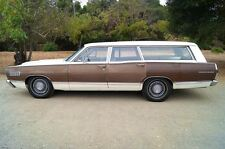 1967 Mercury Grand Marquis