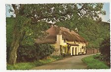 Somerset, Bossington Old Postcard, A809