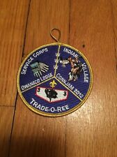 Owaneco Lodge 313 - Earned Connjam Patch 2012