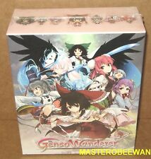 PS4 Touhou Genso Wanderer Limited Edition New Sealed