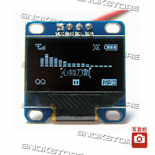 "0.96"" white OLED MODULE 128*64 DISPLY LCD LED for ARDUINO IIC I2C MSP420 STIM32"