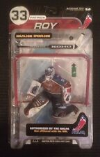 2000 McFARLANE'S SPORTS PICKS SERIES 1 PATRICK ROY UNOPENED!!! GATORADE BOTTLE!!