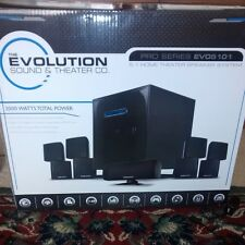 Evolution Pro Movie sound and theater System please contact me at 4432215427