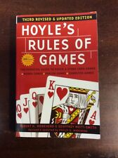 Hoyle's Rules of Games : Descriptions of Indoor Games of Skill and Chance, with