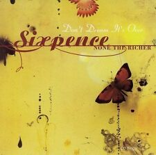 Don't Dream It's Over/Kiss Me [Single] by Sixpence None the Richer, CD - SIGNED!