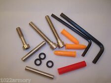 Ruger 10/22 P1 Kit Stainless TDK, buffer, OTP, VB screws, 10% goes to Red Cross!