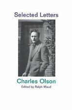 Selected Letters Charles Olson