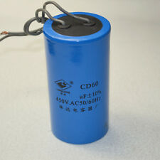 1PC 450VAC 200uF APPLIANCE MOTOR START RUN CAPACITOR CD60 HIGH QUALITY