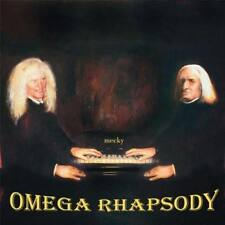 Omega Rhapsody CD 2010 Hungary Ungheria PROG * NEW