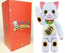 Medicom Maneki Neko (Lucky Cat) 400% NY@BRICK Be@rbrick Bearbrick Figure