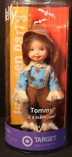 Barbie  - KELLY - Halloween Party - Tommy as Scarecrow- TARGET- NRFB