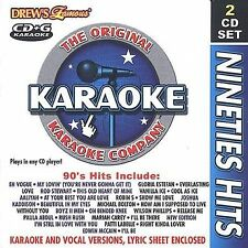 NEW - Drew's Famous Karaoke Greatest Hits of 90's by Karaoke