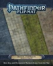 Pathfinder Flip-Mat: Basic Terrain Multi-Pack by Paizo PZO 30024-MP