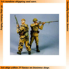 Tank 1/35 Soviet Snipers Stalingrad Summer 1942 (2 Resin Figures) T-35074