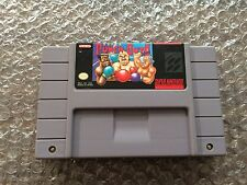Super Punch-Out!! (Super Nintendo, SNES) Game Cart Only - Tested
