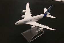 United Arab Emirates Airlines Metal Airbus A380 Diecast Plane Model Airplane Toy