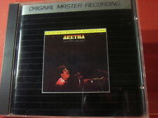 "MFSL MFCD-820 ARETHA FRANKLIN "" LIVE AT FILLMORE ""(JAPAN-COMPACT DISC/NEARMINT)"
