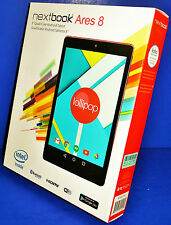 "BRAND NEW nextbook Ares 8 - 16GB, 8"" Quad-Core Android Tablet (NXA8QC116R) RED"