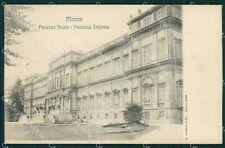 Milano Monza Palazzo Reale cartolina XB1349