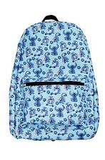 Disney Lilo & Stitch Tossed Print School Book Bag Backpack Rare New With Tags!