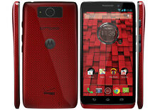 Motorola Droid Maxx - 16GB - Red (Verizon) Smartphone 7/10 Unlocked