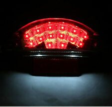16-LED Red Motorcycles Tail Light for BMW Motorbike F650 F800 R1200