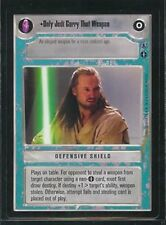 Star Wars CCG Ref III Only Jedi Carry That Weapon