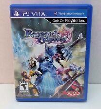 Ragnarok Odyssey (Sony PlayStation Vita, 2012), XSeed Games
