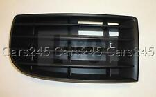 VW Golf Mk5 Rabbit Front bumper lower grille grill LEFT 2003-2009