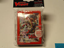 Cardfight Vanguard CCG: BLOOD Pack of 55 SMALL sized card sleeves, UltraPro84291