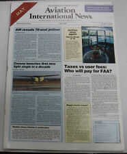 Aviation International News Magazine AIR 70 Seat Jetliner May 1996 FAL 072115R