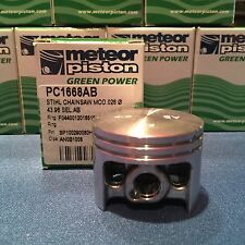 Meteor piston for Stihl 026 Caber rings 44mm
