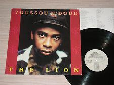 YOUSSOU N'DOUR - THE LION - LP 33 GIRI ITALY