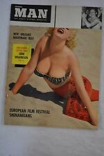 MODERN MAN magazine The Adult Picture Magazine Vol.VIII No.11-95 MAY 1959