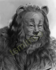 Bert Lahr in The Wizard of Oz as Cowardly Lion 8x10 Photo 002
