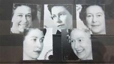 GB GREAT BRITAIN 2002 GOLDEN JUBILEE SET FU WITH SPECIAL BLACK CANCEL