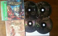 Legend of Dragoon (Sony PlayStation 1, 2000)Greatest Hits