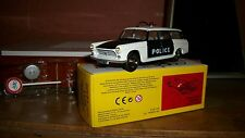 DINKY TOYS - ATLAS - PEUGEOT 404  BREAK  POLICE     -   N° 1429 -