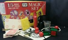 1970s As Seen on TV Marshall Brodien Magic Tricks Set