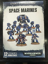 Warhammer 40,000 Start Collecting Space Marines
