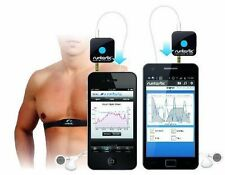 SMART PHONE WIRELESS HEART RATE MONITOR SPORTS & FITNESS CHEST STRAP RETAIL BOX
